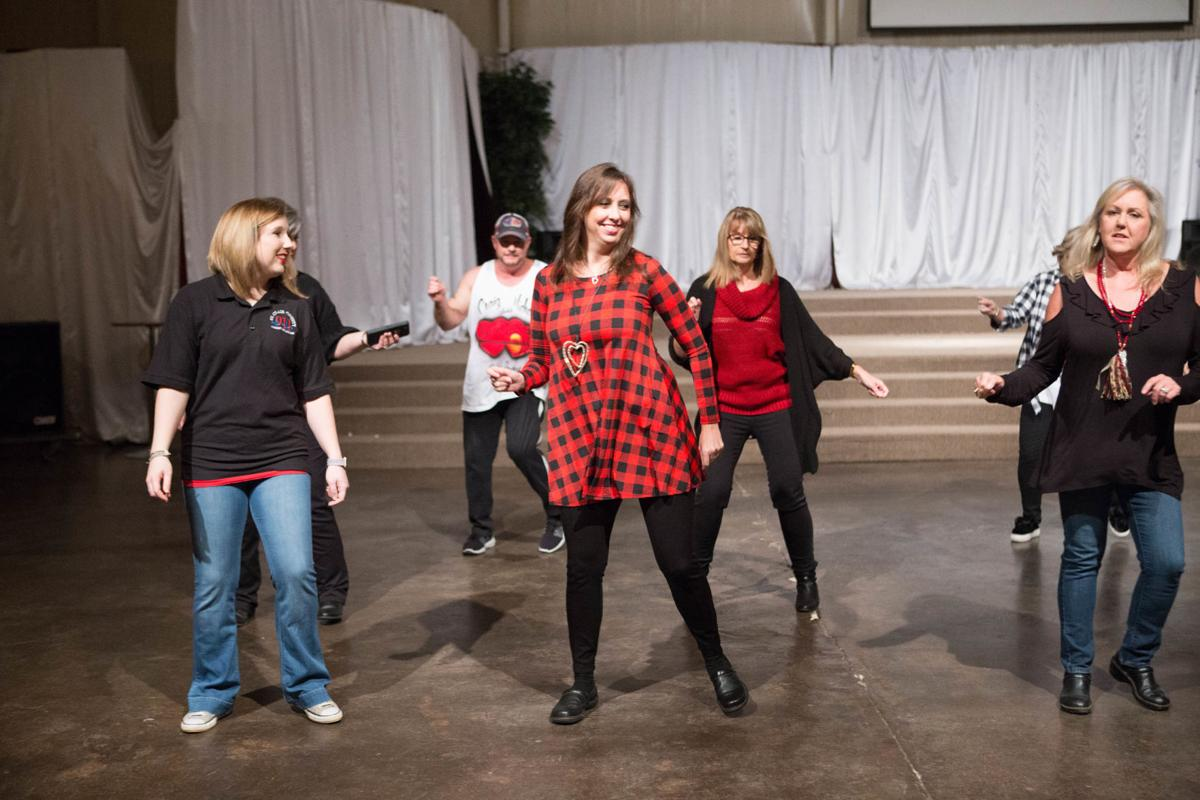 Pell City Line Dancers will hold 7th annual 'Dancing With Our Stars' fundraiser Friday night