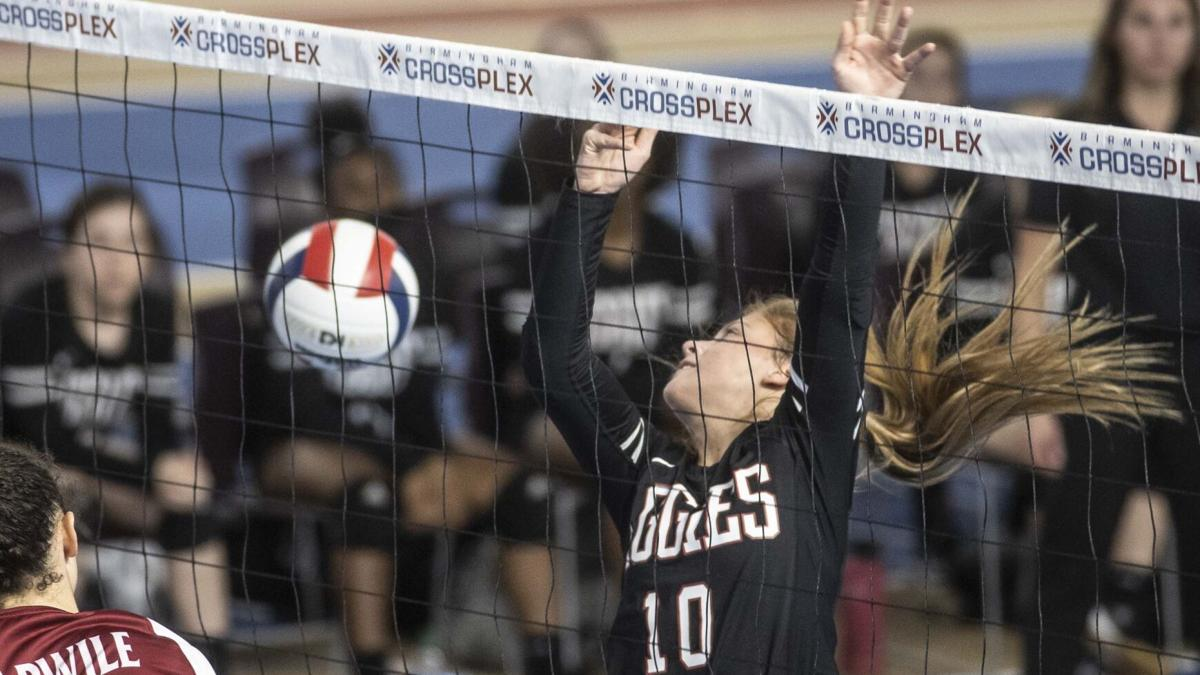Photos: Sylacauga competes in State Volleyball Tournament