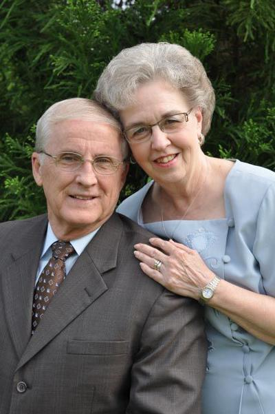 Darrell and Patricia (Hayes) Brown