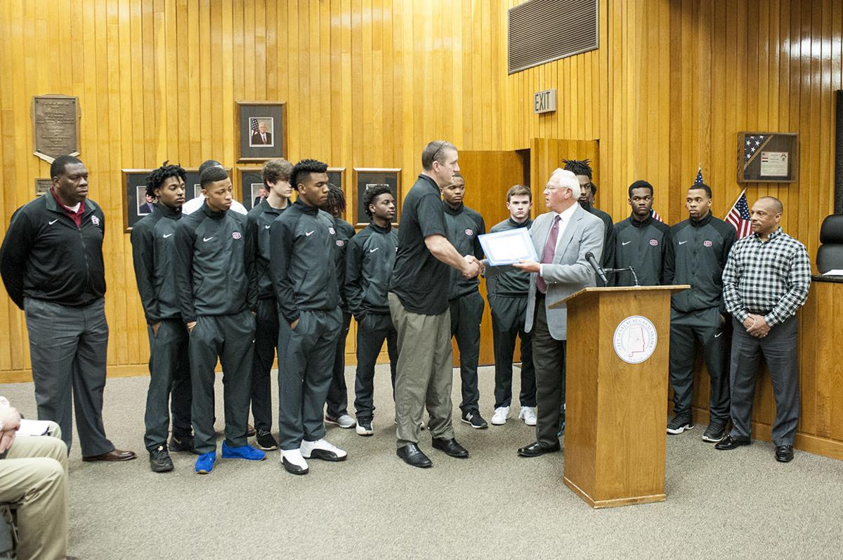 Sylacauga's state champs honored by City Council, mayor