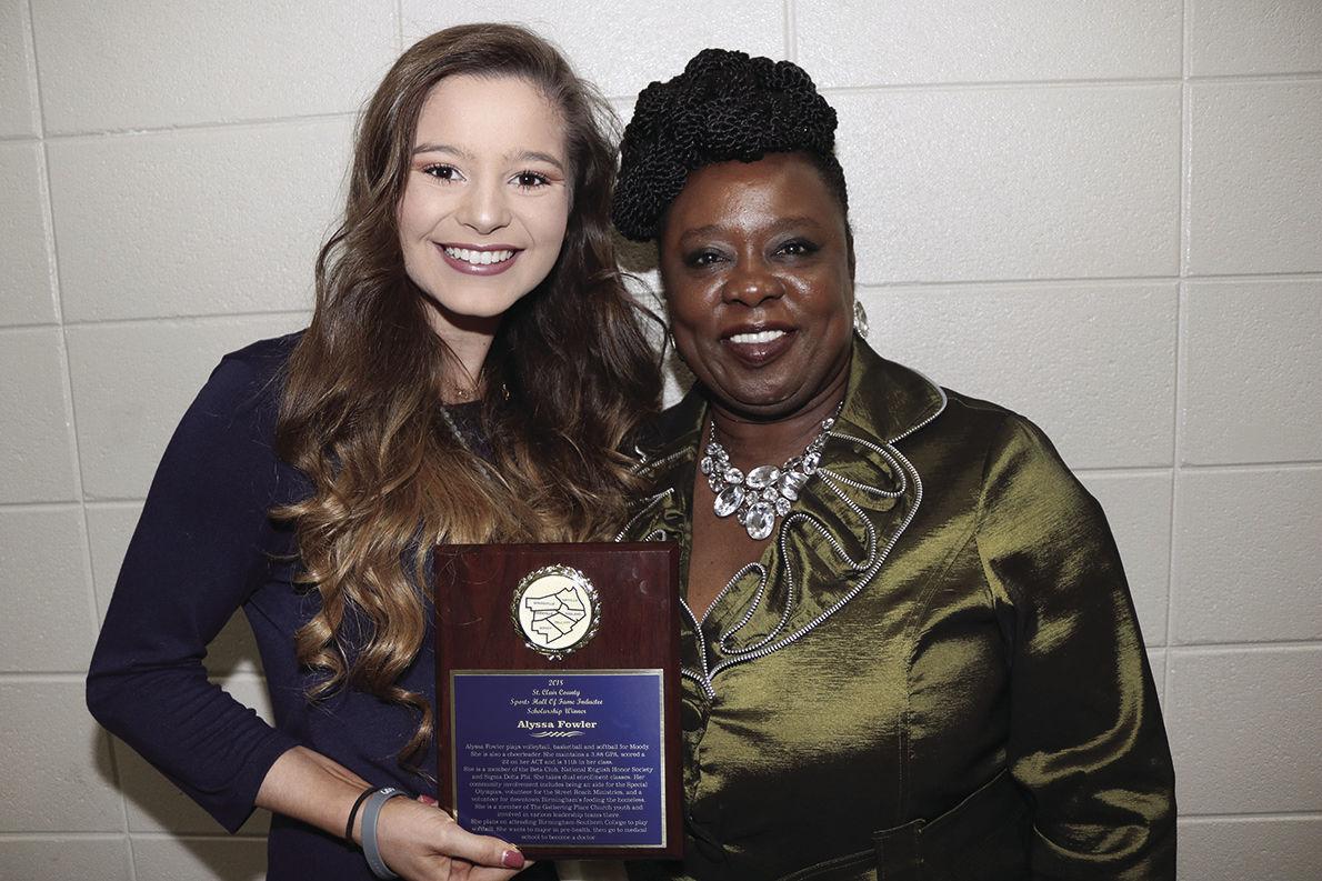 Alyssa Fowler awarded scholarship