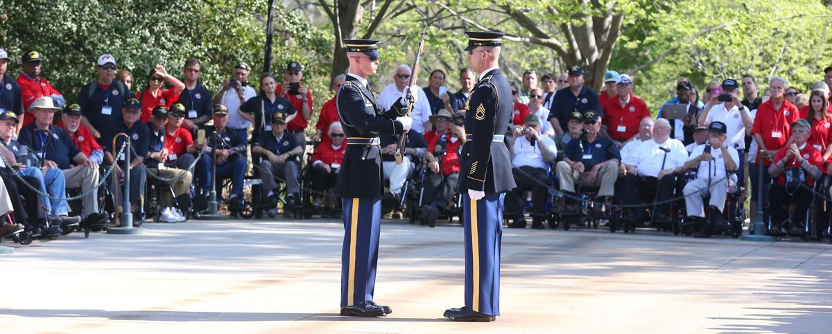 2017 Calhoun County Honor Flight Memorials