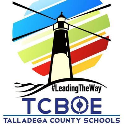 Talladega County Schools logo