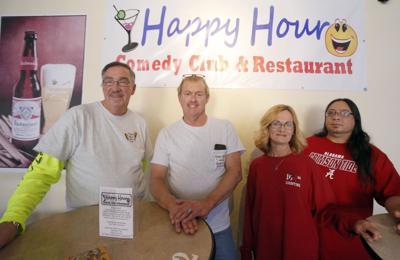 Happy Hour Comedy Club staff