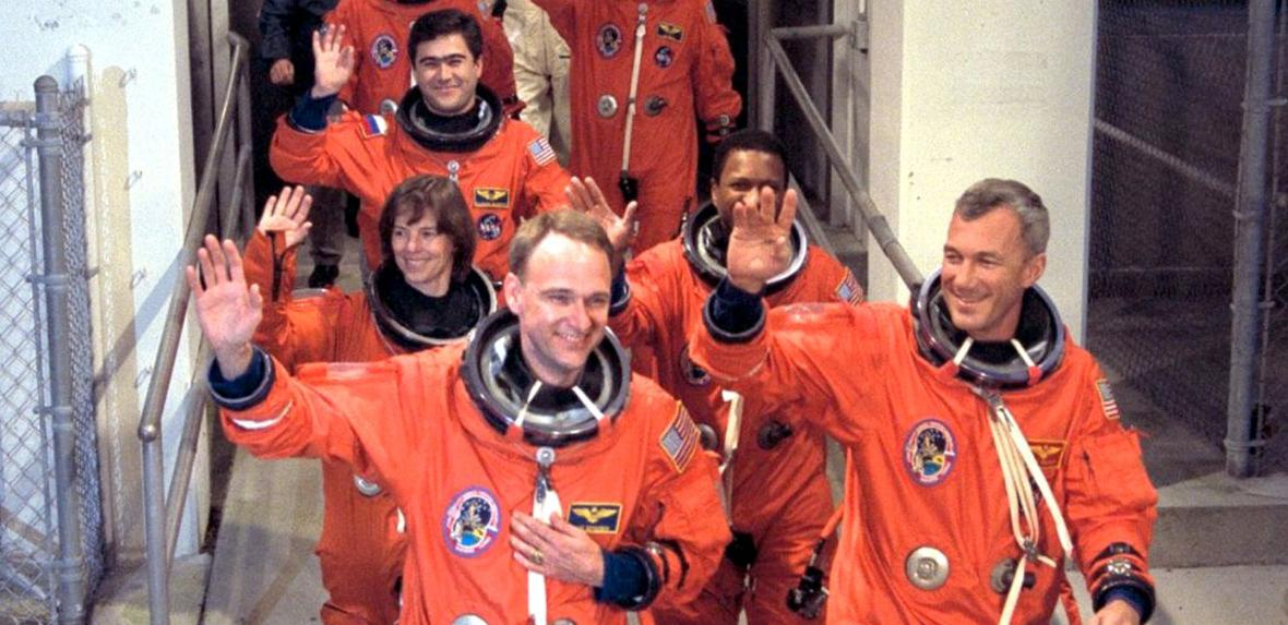 Clay County-born astronaut reflects on 50-year anniversary of moon landing (photos) (video)