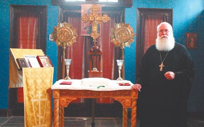 Old-school Christianity: St. Luke Orthodox preserves the ways of the ancient church