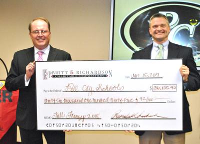 2018 Fall Frenzy raises more than $36K for Pell City Schools