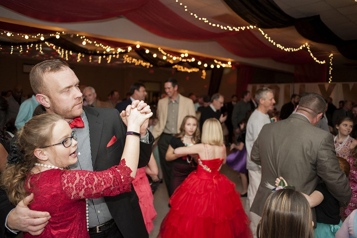 Pell City Rotary Club - 3rd Annual Father-Daughter Dance