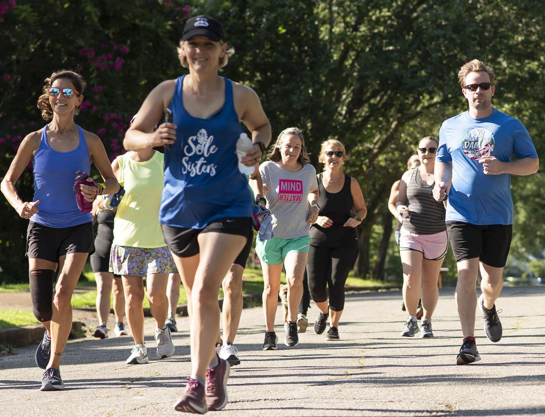 Anniston runners