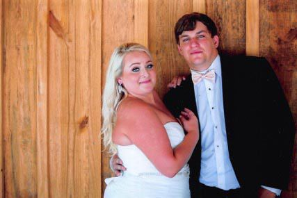 Chelsea Hope Grissom and Joshua Daniel Ledbetter
