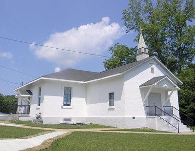 First Congregational-United Church of Christ in Talladega