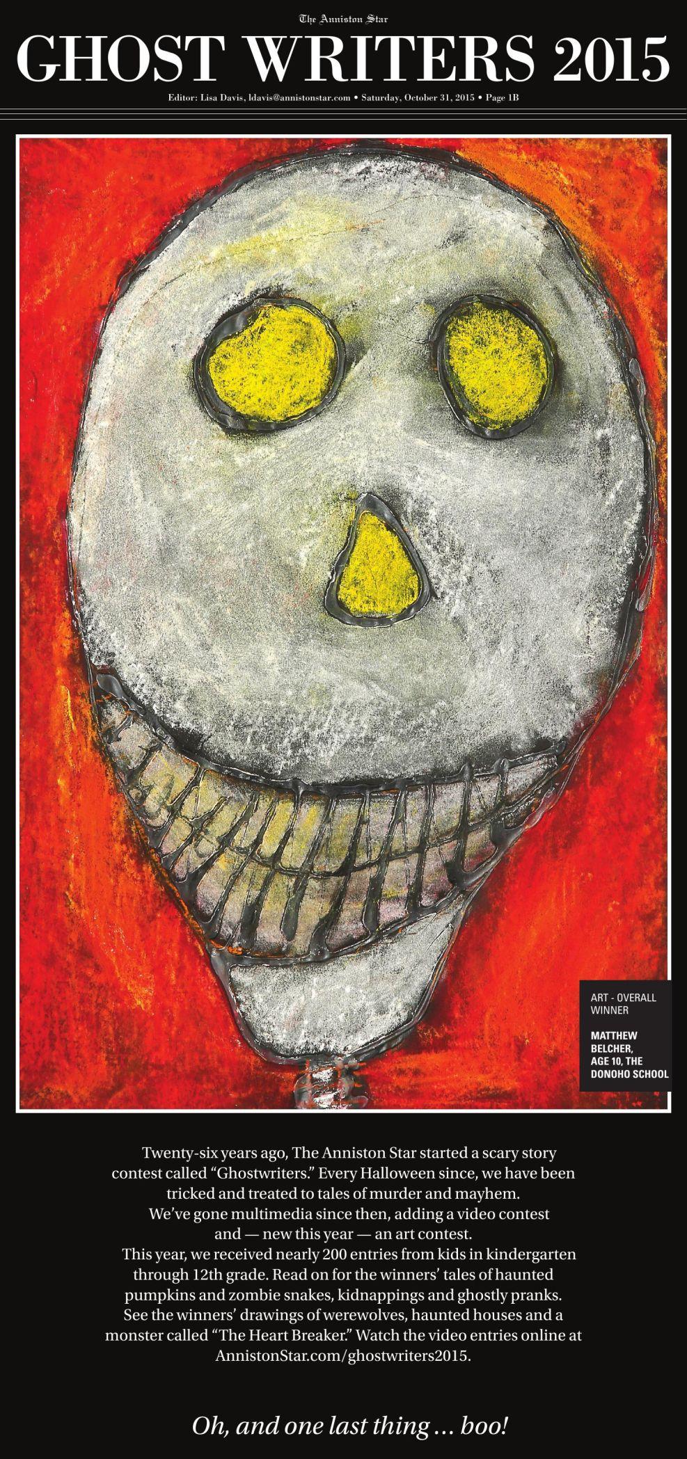 Ghostwriters 2015