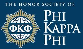 Phi Kappa Phi Honor Society logo