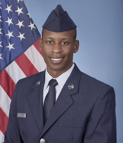 Talladega's Marius L  Echols graduates Air Force basic training