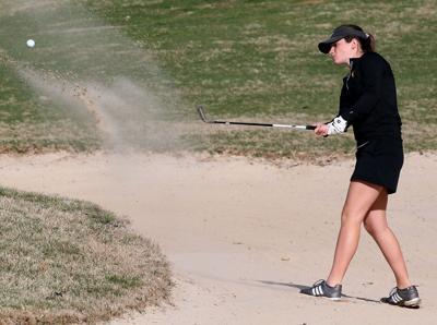 Girls county golf