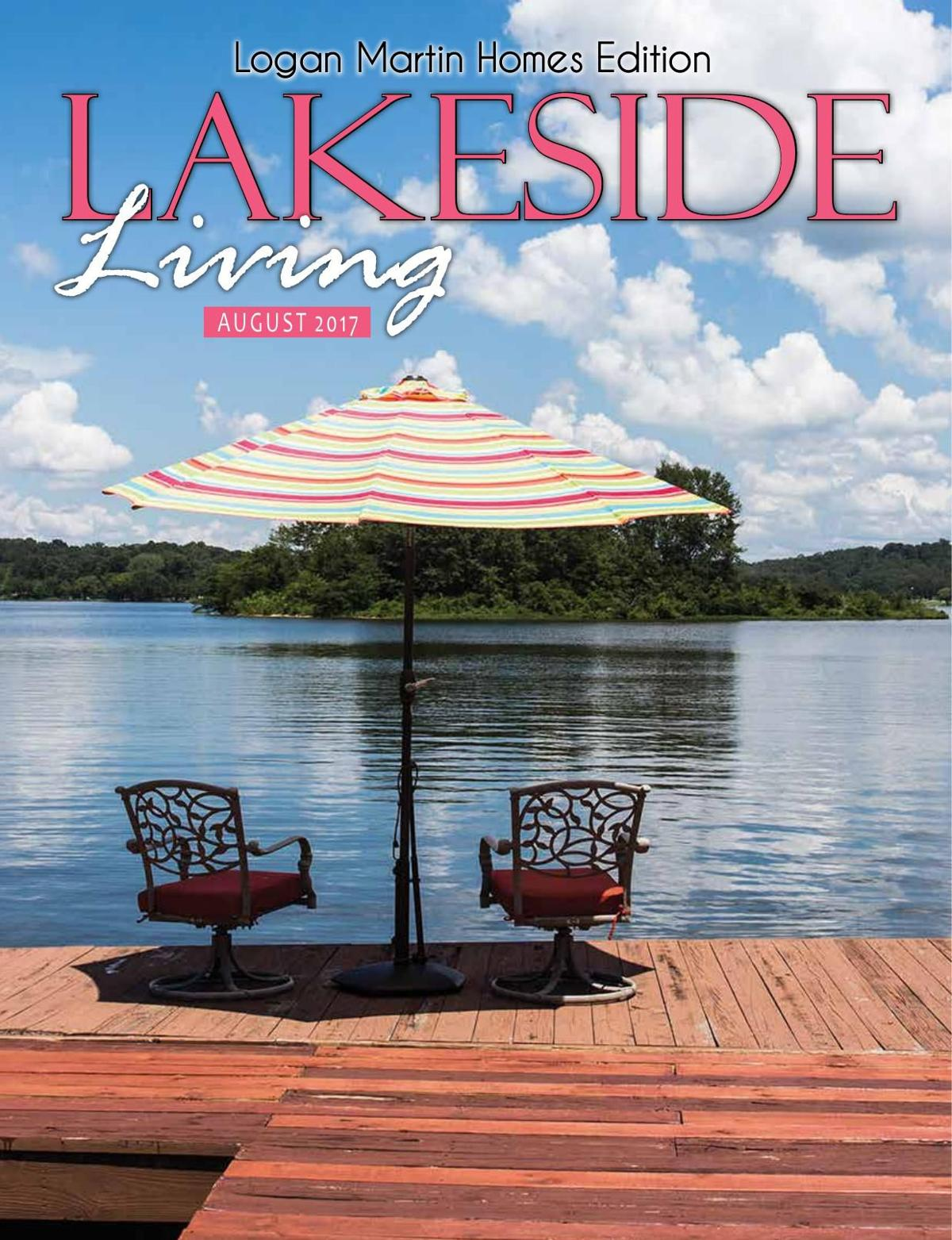 August Lakeside Living