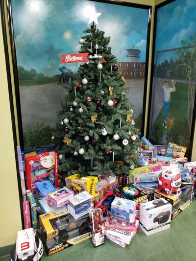 St. Clair Airport collects more than 90 toys during drive