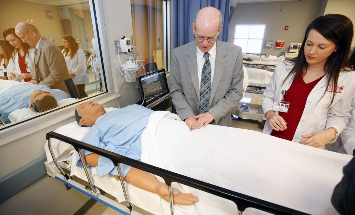 JSU Nursing Sim Lab | Slideshows | annistonstar com