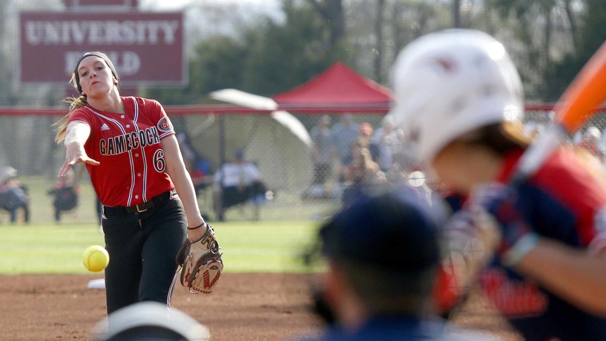 College Softball Photo Gallery:  JSU vs. Ole Miss
