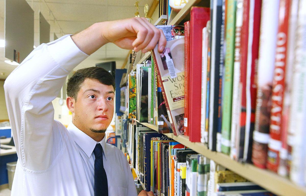 Jacksonville senior weathers adversity for diploma