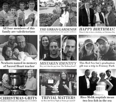 Donna Barton five years of columns