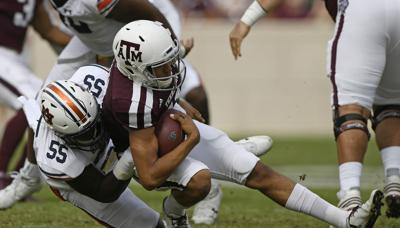 Auburn at Texas A&M
