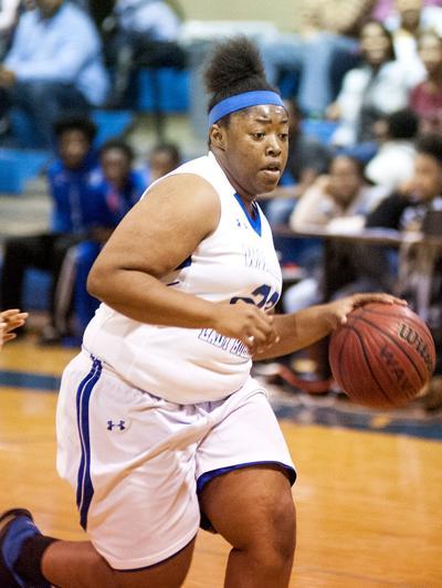 Taniya Garrett scores 23 in Winterboro win