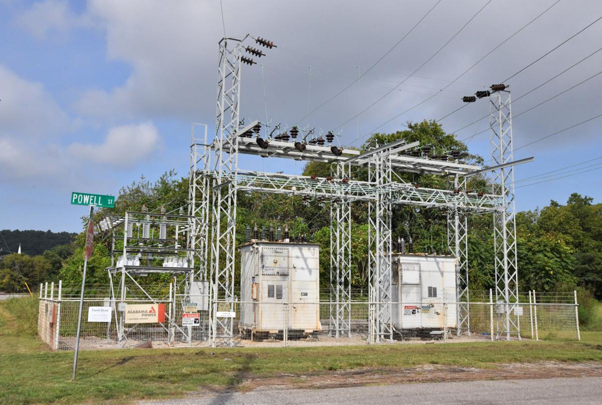 Alabama Power West 4th Street substation