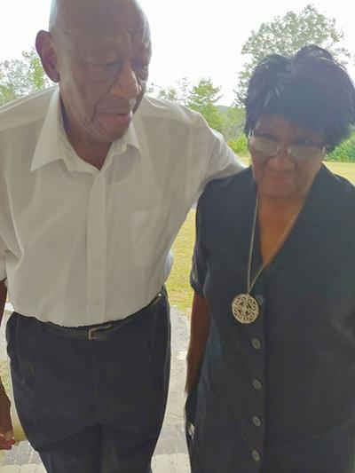 E.D., Ora Lee Jackson celebrating 62nd wedding anniversary today