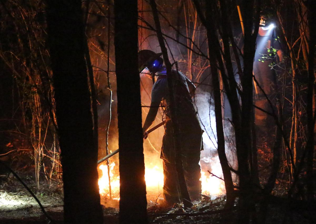 Alabamians urged to wait for rain before burning anything