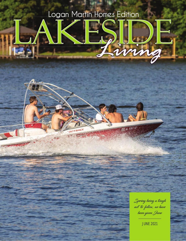 June Lakeside Living