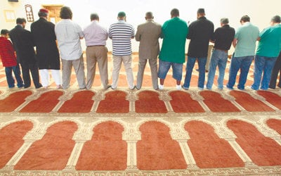 Inside the mosque: Anniston Islamic Center builds bridges at open house