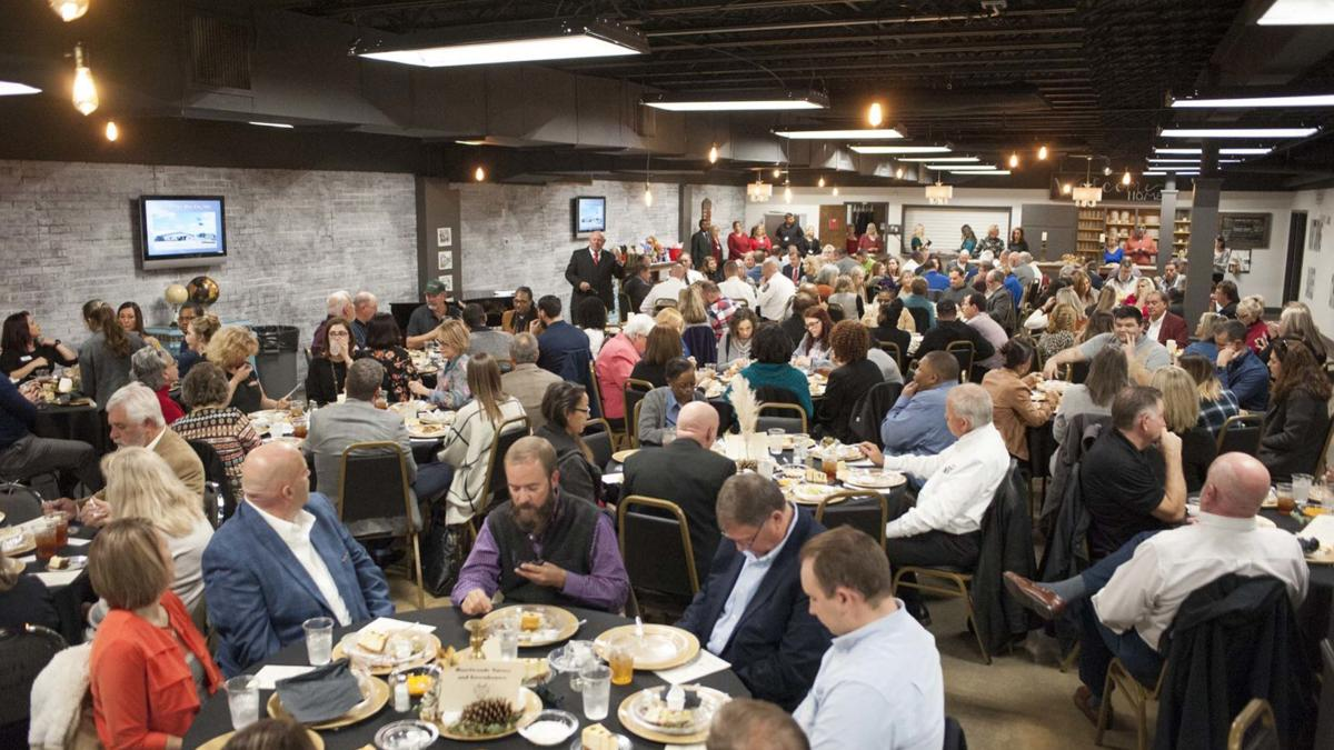 Pell City Chamber of Commerce awards luncheon (photo gallery)