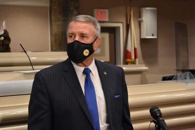 House Speaker Mac McCutcheon