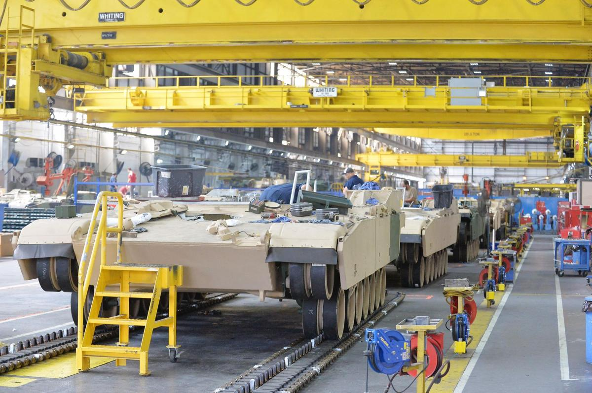 Trump budget could be boon for Anniston defense workers