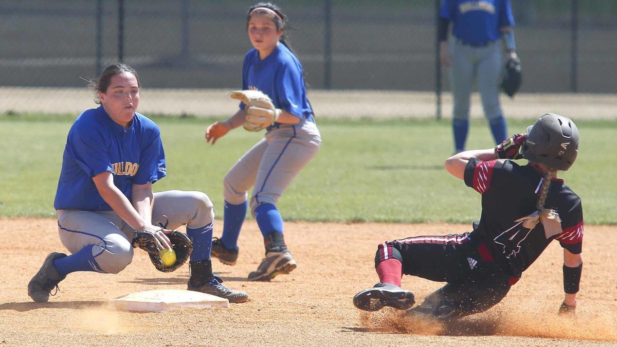 Prep Softball Photos: Piedmont vs. Gadsden City