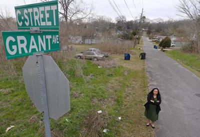 Grant Ave. Anniston