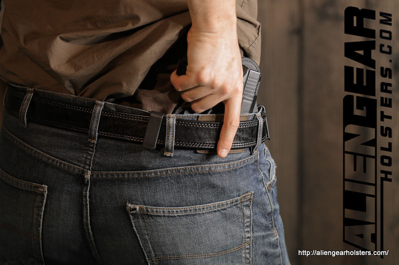 Concealed-carry gun