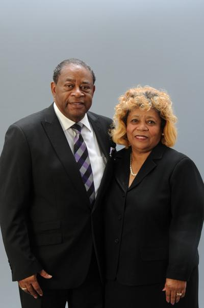 Horace and Dolia Patterson