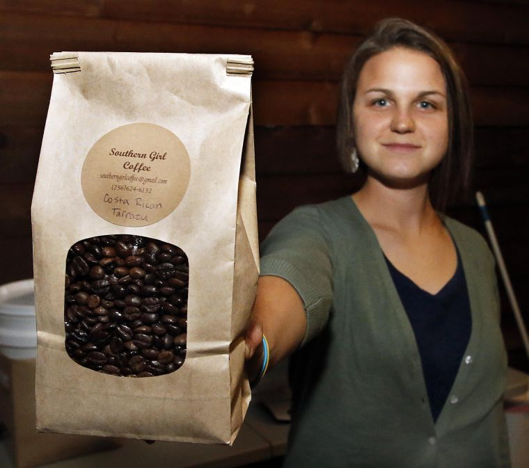 Leah Sparks, Southern Girl Coffee