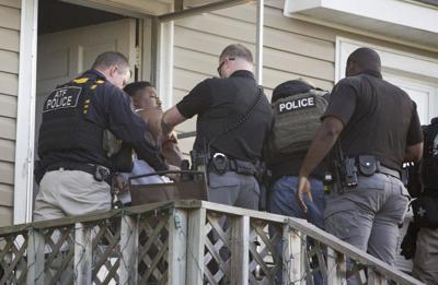 Task force arrests 31 in Thursday drug operation in Anniston