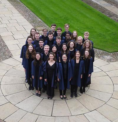 The Choir of Gonville and Caius College