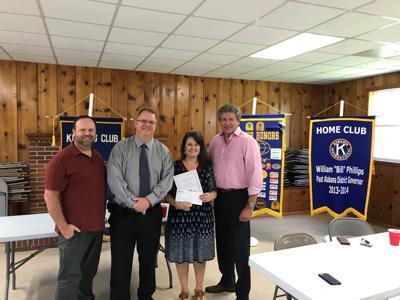 Duran North's Rhonda Nolin selected Pell City Kiwanis Teacher of Month