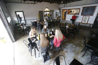 Jacksonville businesses and social distancing