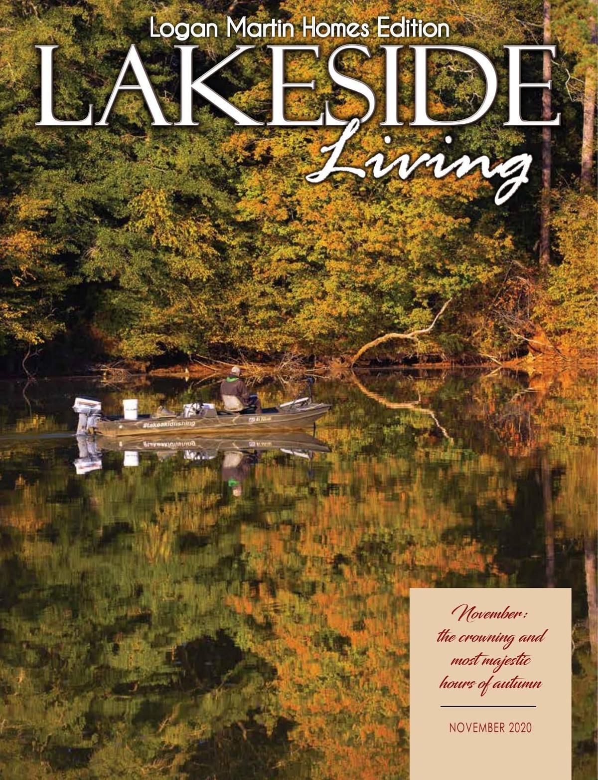 November Lakeside Living