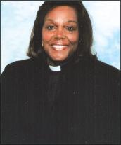 Rev. Flora Harris Alexander