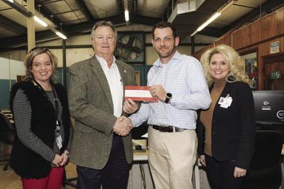 Alabama Power Foundation donates to ECTC
