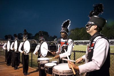 FRIDAY NIGHT SCENE OF THE WEEK: Talladega High School drum