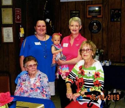In Your Community ... American Legion Auxiliary holds 40th Gold Star luncheon
