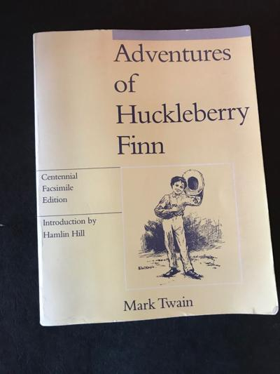 'The Adventures of Huckleberry Finn'